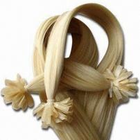 Vlasy pro metodu Keratin